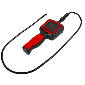 WALTER Endoskopkamera, 4 Aufsätze, inkl Batterien