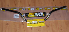 RAPTOR 125,250,350,660,700,WARRIOR,BANSHEE,YFZ450, PRO TAPER BLACK HANDLEBARS