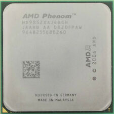 AMD Quad Core CPU Phenom X4 9850  2.5GHz Socket AM2+