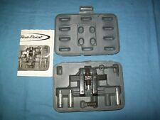 Blue Point Ya7970 Hub Clamp Expander Set In Case Missing 1 Support Pin Lil Used
