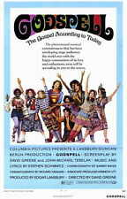 GODSPELL Movie POSTER 11x17 Victor Garber David Haskell Jerry Sroka Lynne