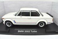 Coche Auto Escala 1:18 BMW 2002 Turbo miniaturas automodelismo diecast Modelos