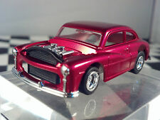49 MERC HOT ROD  CANDY RED HO SCALE  SLOT CAR  Body Only Fits JL AFX AW Snap Fit