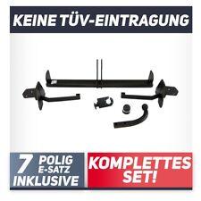 AHK fest Für Fiat DOBLO Kasten ab 2010-2015+E-SATZ 13p FAHRZEUGSPEZIFISCH
