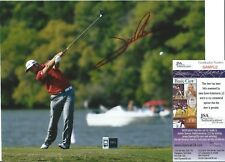 JON RAHM Signed Autographed 8x10 Photo PGA Tour Golf Masters Open ASU JSA COA 7