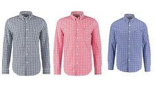 Lacoste Herren Hemd Kariert Männer Bekleidung Lacoste Herrenhemd Regular 38-45