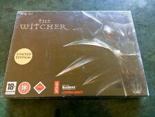 The Witcher 1 Limited Edition PC collector new Sealed rare