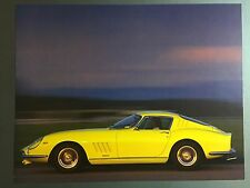 1965 Ferrari 275 GTB 2 Coupe Print, Picture, Poster, RARE!! Awesome L@@K