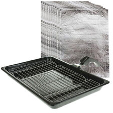 GRILL PAN Handle Rack inserto protettivo grasso Vassoio Pastiglie Per Logik FORNO cucine economiche