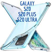 Coque AntiChoc Silicone TPU Souple pour Samsung Galaxy S20 S20 PLUS S20 ULTRA