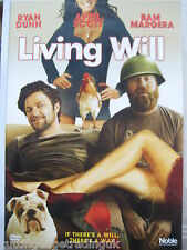 Living Will [DVD, 2009] Nordic Packaging NEW SEALED Region 2 PAL