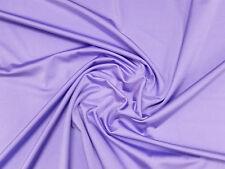 "Plain Lycra Spandex Stretch Fabric Material - 150cm (59"") wide - Many Colours"