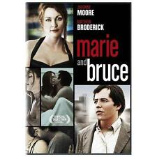 NEW & SEALED  Marie and Bruce (DVD, 2009)