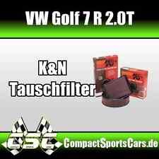K&n Sport Luftfilter 33-3005 AUDI S3 2.0l Benzin 2013-2016