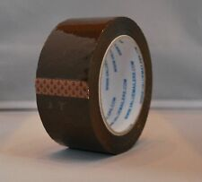"TAN TAPE 2 Mil THICK QUALITY TAN Packing Tape ~ 2"" x 110 Yd Rolls ~12 Pack ~"