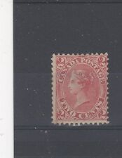 Canada, Colony of Canada 1864 2c MLH
