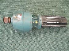 Allen-Bradley AC Servo Motor w/ Gear, 1326AB-B420E-21, 56DM3A, 1.09KW 3000RMP'S