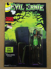 EVIL ERNIE GODEATER #1 ACTION FIGURE VARIANT COVER DYNAMITE NM 1ST PRINTING 2016