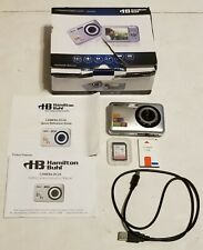 Digital Camera Hamilton Buhl 12 mgpxl with 8 Gb Sd Card