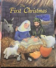 The First Christmas By Gabby Goldsack - Illustrated Hardcover Baby Jesus