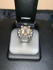 Lagos Caviar Large Gemstone Ring