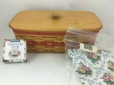 Longaberger 1997 Mother/'s Day Sewing Notions Regular Protector