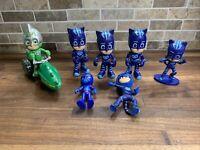 PJ Masks Action Figure Lot