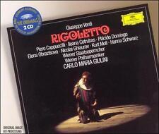 Verdi: Rigoletto / Cappuccilli, Cotrubas, Domingo, Ghiaurov, Obraztsova, Moll; G