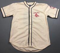 Vintage Men's Champion Ted Williams #9 Boston Red Sox Baseball Jersey Sz XL