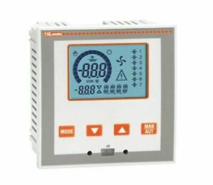 Automatic Power Factor Correction Control Relay 3 Stage Expandable to 6 Stage