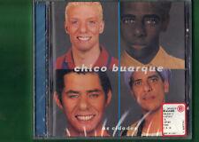 CHICO BUARQUE - AS CIDADES CD NUOVO SIGILLATO