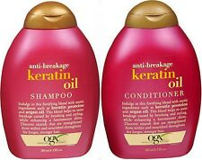 OGX Organix Shampoo & Conditioner KERATIN OIL 13oz each ( COMBO SET )