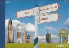 Prestige boekje 2008 MNH PR20: Mooi Nederland
