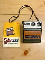 Vintage Kodak EK100 Colorburst 100 Instant Camera '70s w/Strap and Orig Manual