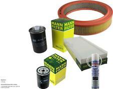 MANN-FILTER + LIQUI MOLY Klima-Anlagen-Reiniger  für Audi 80