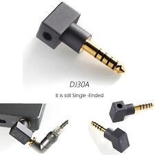 DdhiFi Dj30A Headphone Output Plug 3.5mm Female to 4.4mm Male Earphone Adapter