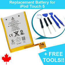NEW iPod Touch 5 Replacement Battery 616-0621 1030mAh with FREE Repair Tools