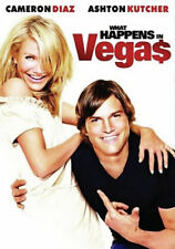 What Happens in Vegas (DVD, 2008) * NEW *
