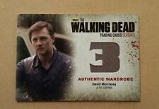 The Walking Dead Season 3 Pt 2  M37  The Governor  Authentic Wardrobe Card
