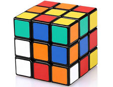 Magic Rubiks Speed ABS 3X3X3 Professional Cube Rubix Twist  Puzzle Game Kids Toy