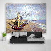 Van Gogh Wandteppich Kunst Wandbehang Tisch Bettdecke Wohnkultur