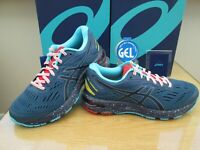 ASICS GEL-CUMULUS 20 LIMITED EDITION MENS RUNNING TRAINERS SIZE UK 8.5 EURO 43.5