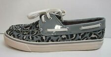 Sperry Top Sider Size 6.5 Gray  New Womens Shoes