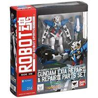 ROBOT SPIRITS SIDE MS GUNDAM EXIA REPAIR II & REPAIR III PARTS SET Figure BANDAI