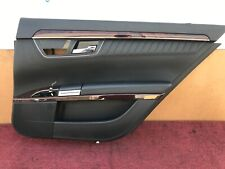 MERCEDES W221 S65 S63 S550 S600 S400 REAR RIGHT PASSENGER SIDE DOOR PANEL OEM