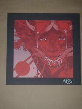 John Dyer Baizley Fallen Kingdom art print poster Baroness Metallica