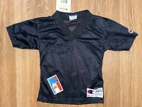Oakland Raiders Blank Toddler Jersey size 2T NFL Football Champion Vintage NWT