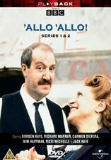 ALLO ALLO - SERIES 1 & 2 - DVD - REGION 2 UK