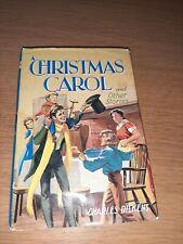 A christmas carol book charles dickens