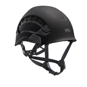 Petzl Kletterhelm Vertex Vent, belüftet, schwarz Sicherheitshelm PSA Helm